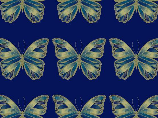 """Cloisonne on Velvet"" by Butterflyminder"