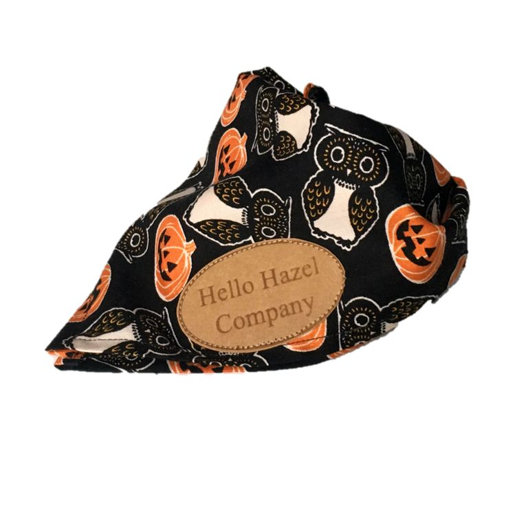 Spooky Sally - Tie On Bandana Dog Bandana for Fall Halloween - 173 Best Dog Accessories, Etsy, Etc. Images On Pinterest Dog