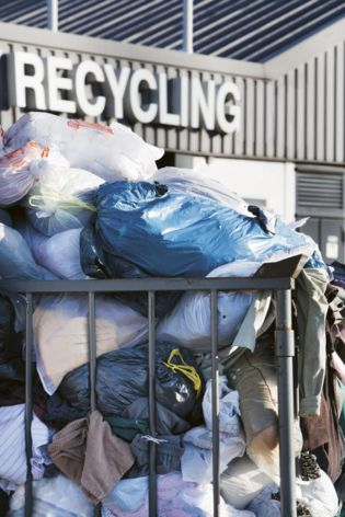 Recycling Company Fined £650,000 Over Elderly Worker's Death