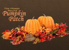 Flower Mound Pumpkin Patch of Flower Mound Texas TX