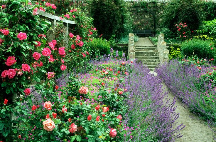 9 Lovely Ways to Make a Cottage-Style Garden  - CountryLiving.com