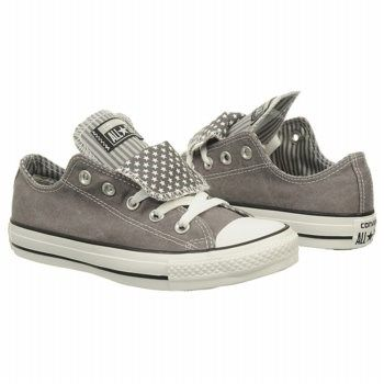 Converse Women's Chuck Taylor All Star Double Tongue Low Top Sneaker Shoe