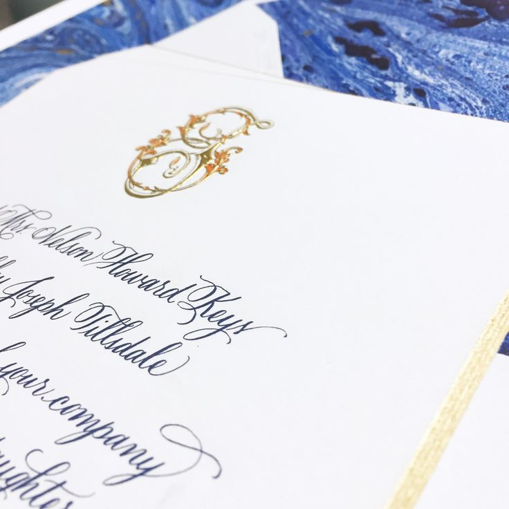 When Couture Wedding Invitations Are Called For, There Is One Place To Go.  We