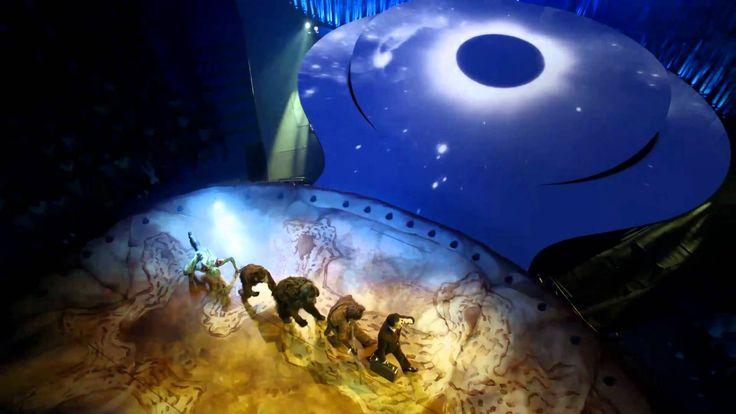 TOTEM by Cirque du Soleil - Official Trailer (+плейлист)