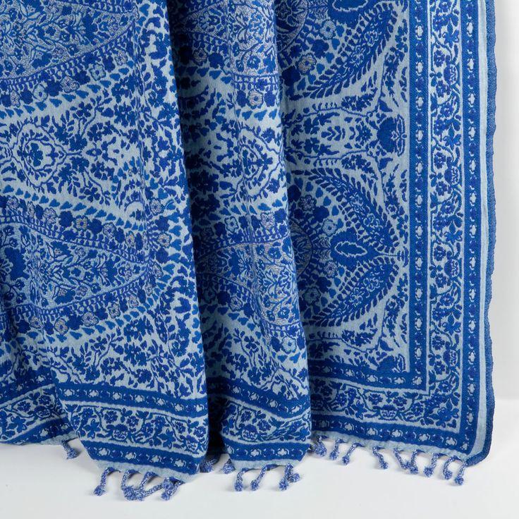 Grande Couverture Laine Paisley Zara Home France Zara Home Rugs Zara Home Linen