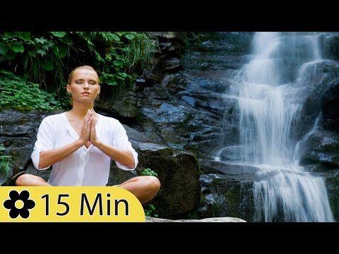 15 perc Meditációs zene pozitív energiáért: Természet hangjai, Pihentető zene, Nyugtató zene ✿2563D - YouTube