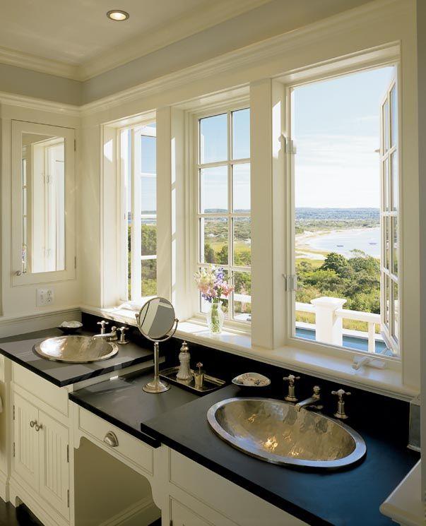Best Master Bath Maybe Images On Pinterest Bathroom - Hammered silver bathroom sink for bathroom decor ideas