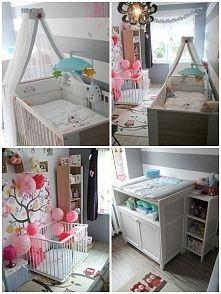 Zobacz zdjęcie Aranżacja pokoju dziecka zrobiona przez klienta sklepu mamaipapa pl