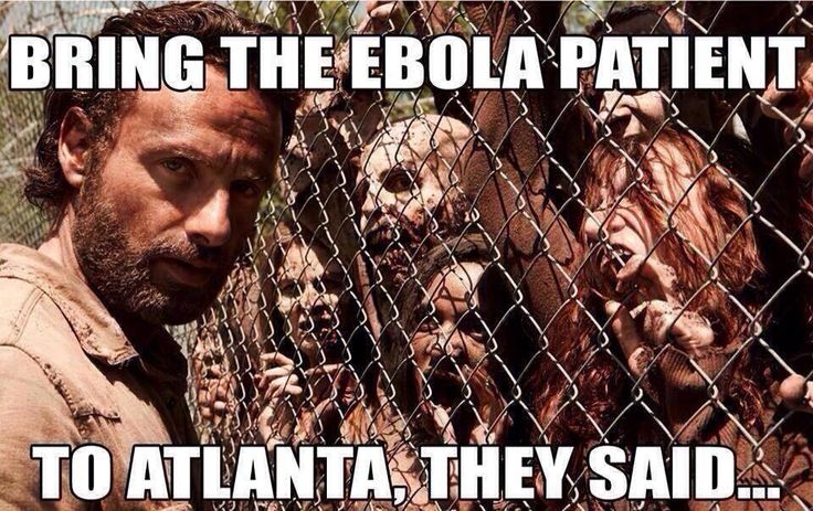 The beginning of a new Walking Dead