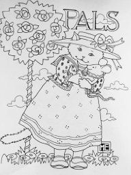 1000 Images About Para Imprimir On Pinterest Dovers Engelbreit Coloring Pages