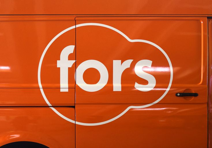 Fors Brand Identity by HEAVY™