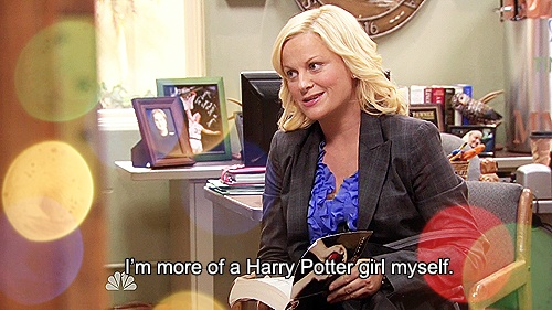 Leslie Knope = awesome: The Queen