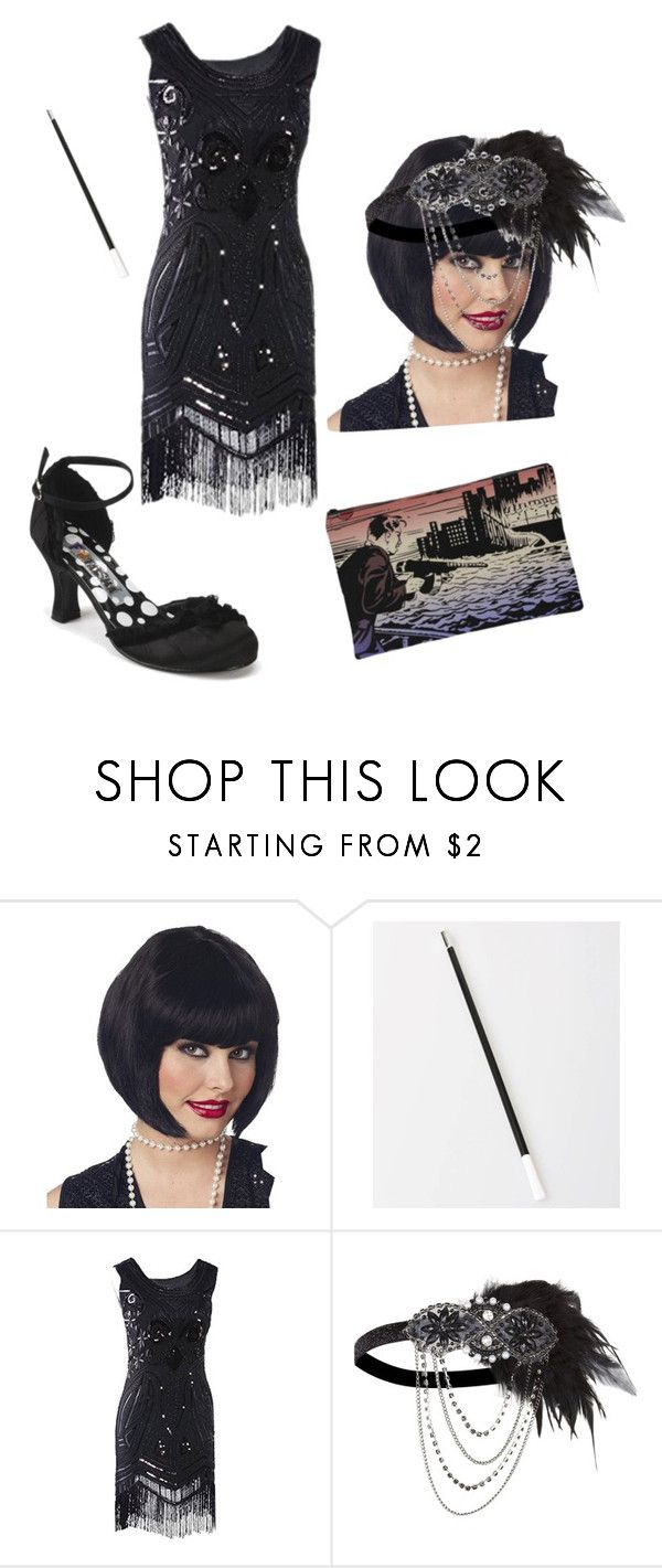 """""""The Great Gatsby"""" by northernbehavior on Polyvore featuring Funtasma"""