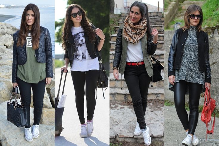 Desespero Fashion: NA ONDA DO TÊNIS BRANCO!
