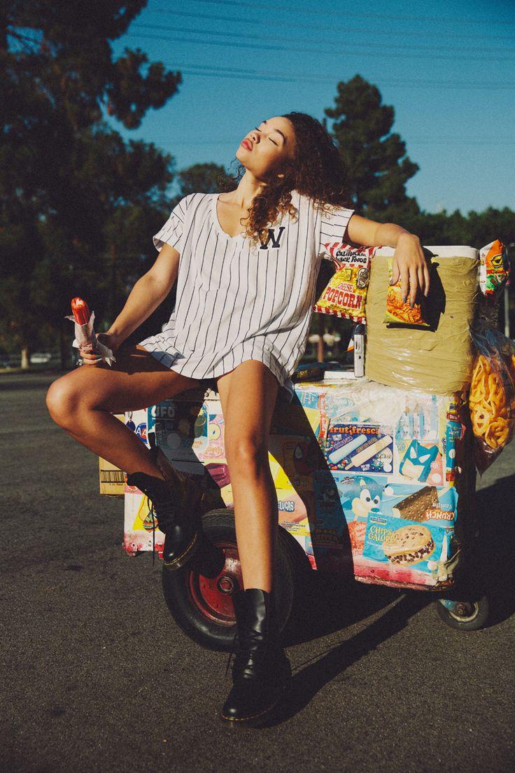 Ashley Moore by Bryant Eslava | Ash. | Pinterest