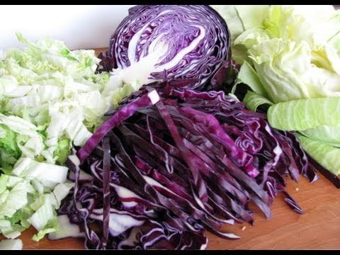 Cabbage: 101  How to cook