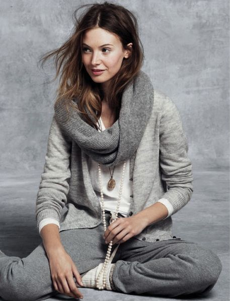 Pretty & comfy... the ultimate combination... perfection! J.Crew