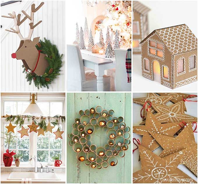211 Best Christmas Craft Images On Pinterest