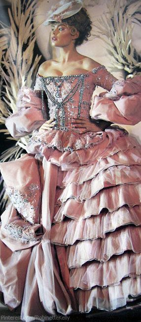 Christian Dior Haute Couture   Fall/Winter 2007