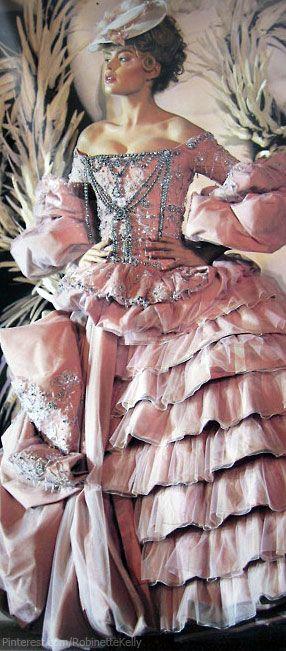 Christian Dior Haute Couture | Fall/Winter 2007