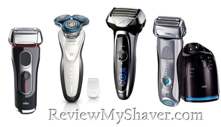 Best Electric Shaver Reviews, Top Best Shavers for Men -