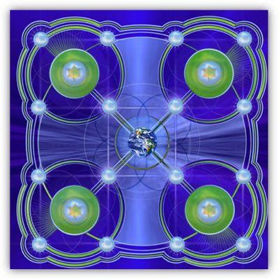 Intuição - a energia de Intuição ajuda-te a transformar as tuas inseguranças e emoções mais profundas em poder e auto-confiança.