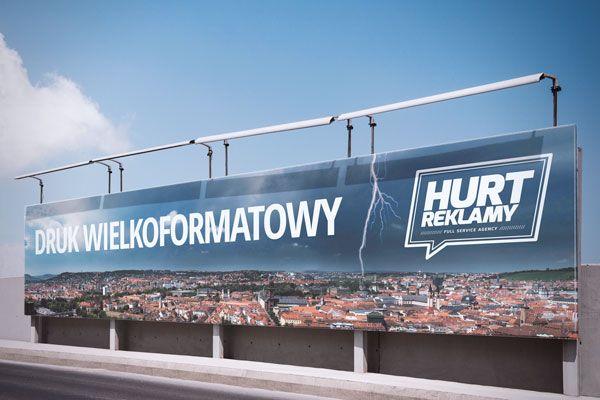 Druk wielkoformatowy. #reklama #druk #marketing