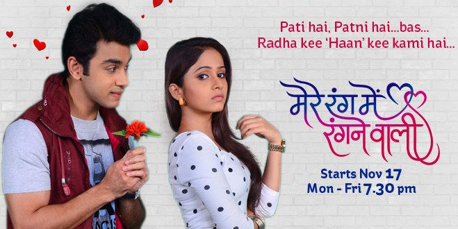 Mere Rang Mein Rangne Wali 27th january 2015 HD Video Watch Online | Freedeshi.tv - Entertainment,News and TV Serials