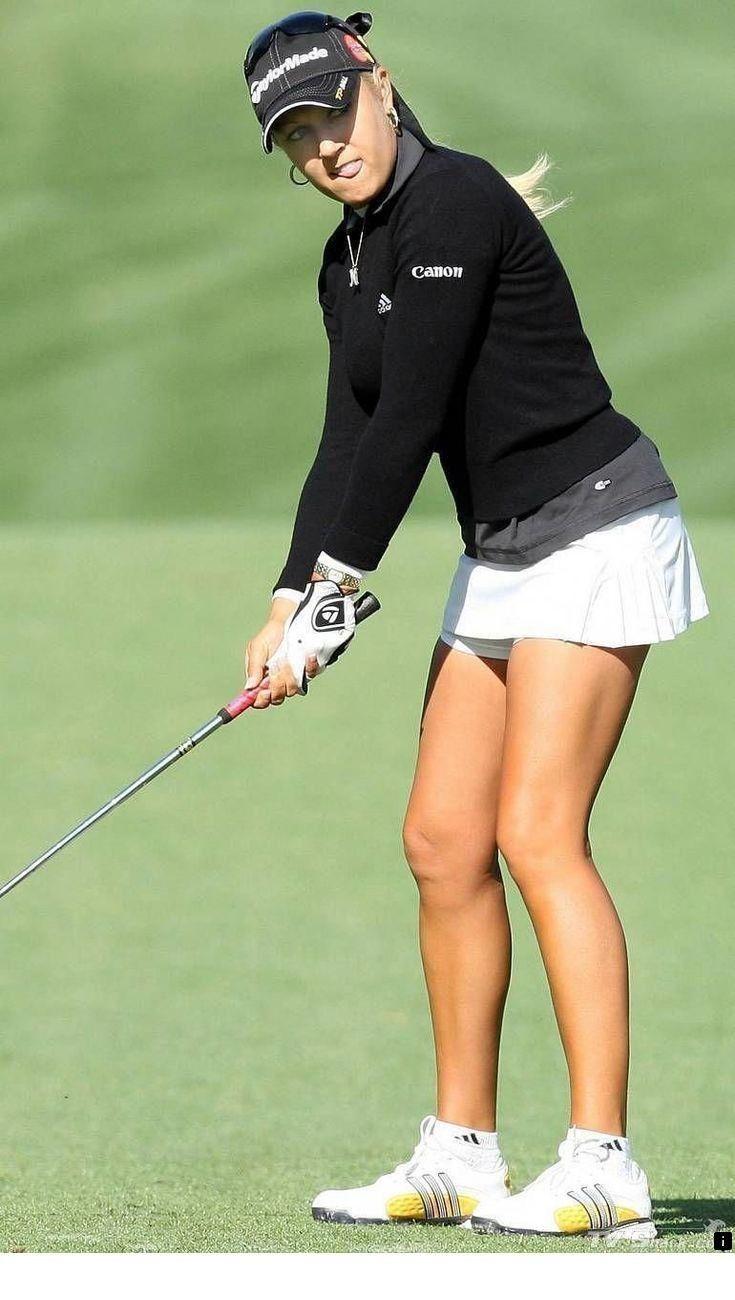 Sexy golfers