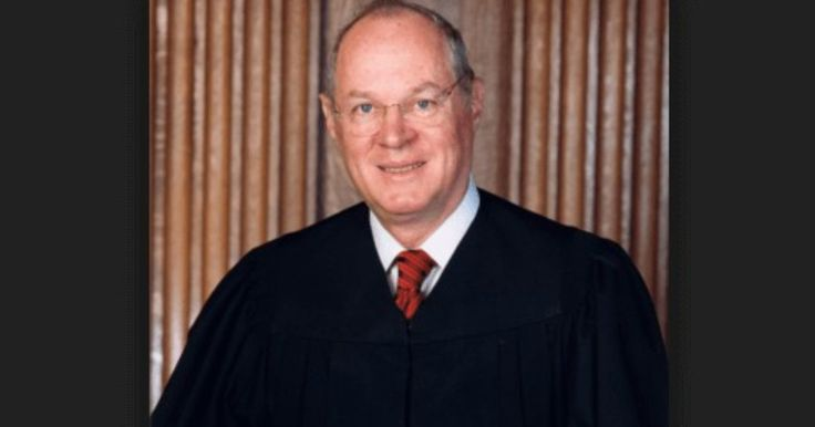 Justice Kennedy will tear down this wall