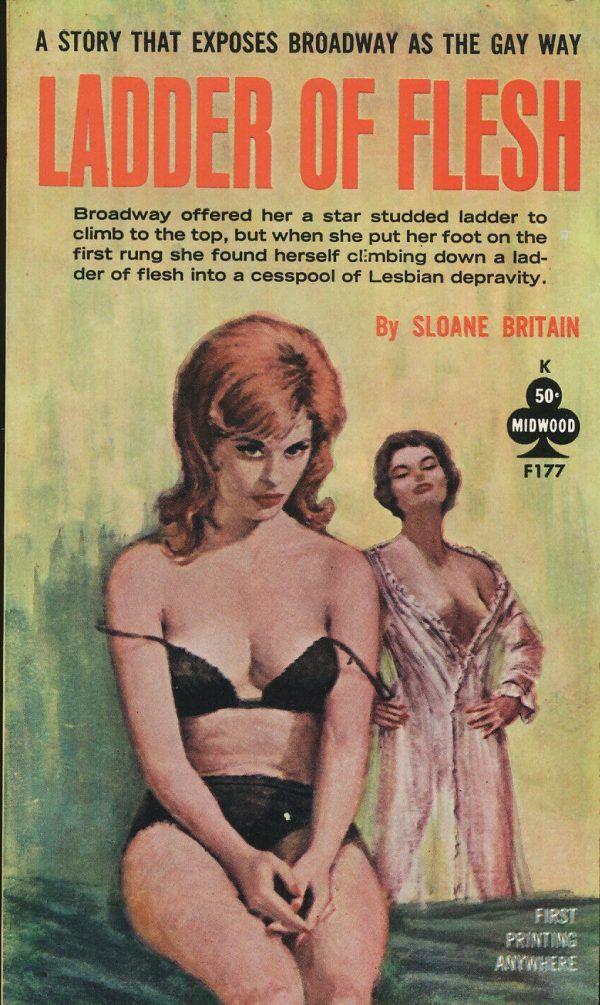 11 Vintage Pulp Art  Bedtime Stories Magazine