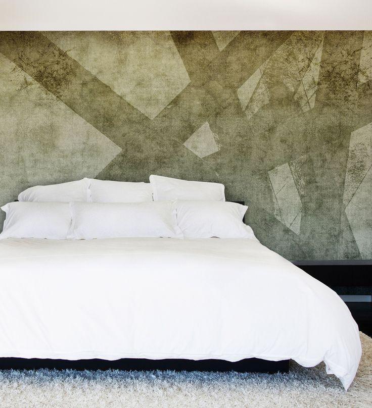 Panoramic wallpaper STRIP Pois&strip Collection by N.O.W. Edizioni