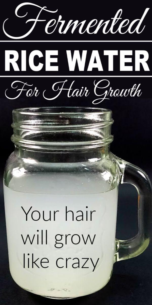 Fermented rice water – Ancient Asian secret to get beautiful long hair