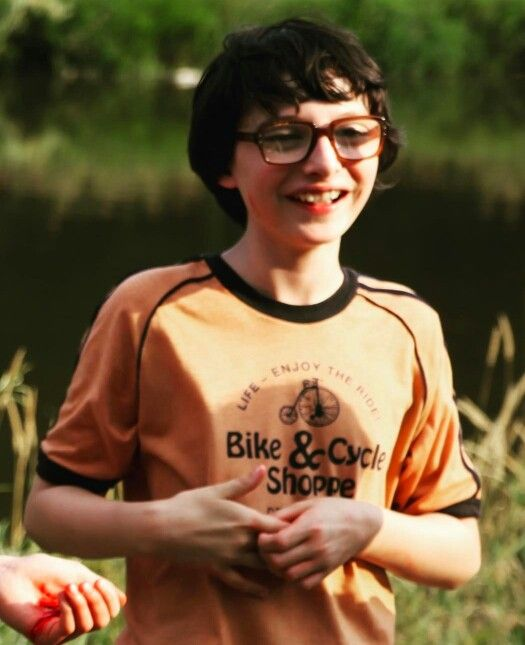 First image of Richie Tozier in Stephen Kings It