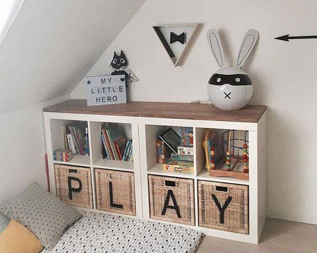 Wohin mit dem Spielzeug? Gewinne New Swedish Design & Limmaland!