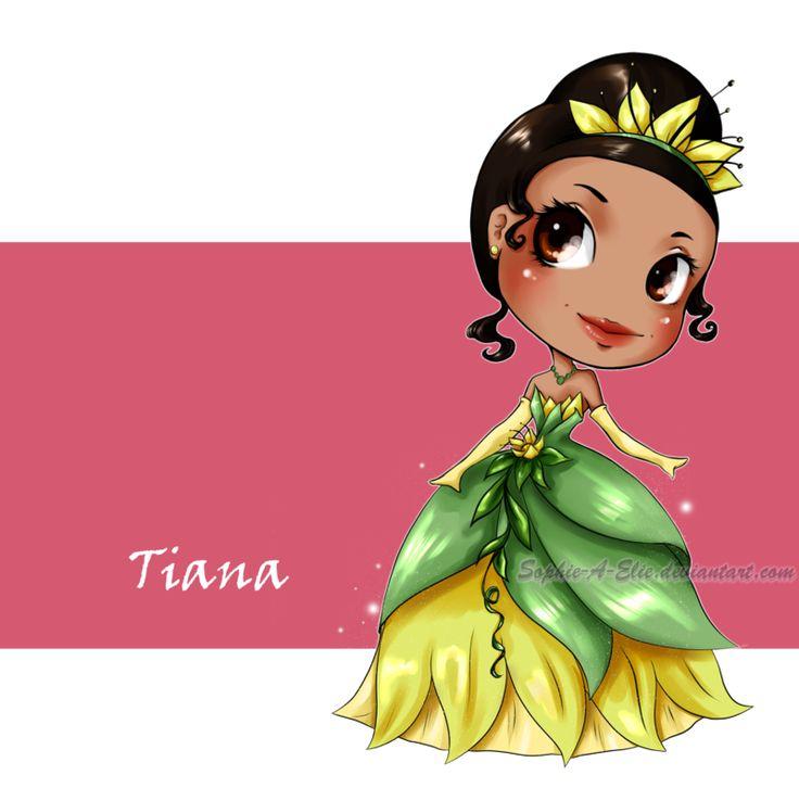 Princess Tiana Art: 83 Best Disney Princess Tiana Images On Pinterest
