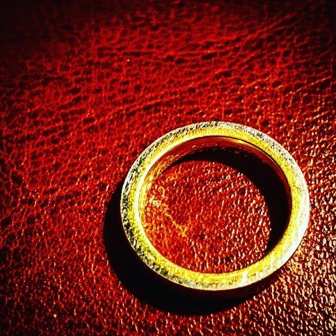 Mein #Ehering hat #Streifen. Schon über 5 Monate  #mafflumomente #oktoberobsession