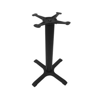 Shop for JI Bases Cast Iron 22-inch 4-Prong Restaurant Table Base with 3-inch Column and 13-inch Top Plate. Get free delivery at Overstock.com - Your Online Office Furniture Store! Get 5% in rewards with Club O!