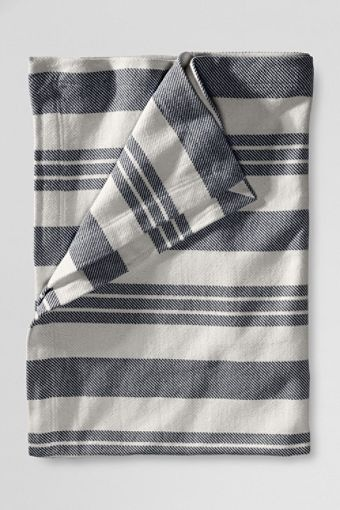Bold Stripe Throw
