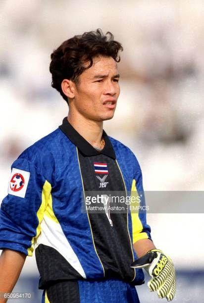 Wirat Wangchang Thailand goalkeeper