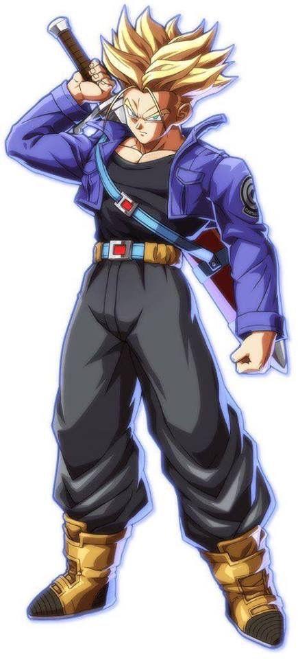 Future Trunks - Dragon Ball FighterZ