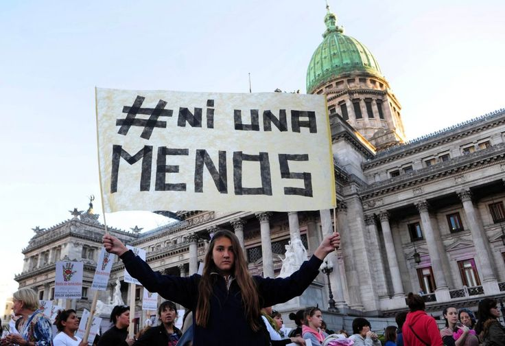A motley crew of artists, journalists and academics with an anti-capitalist bent and reverence for anarchists of yore: meet the women behind Ni Una Menos.
