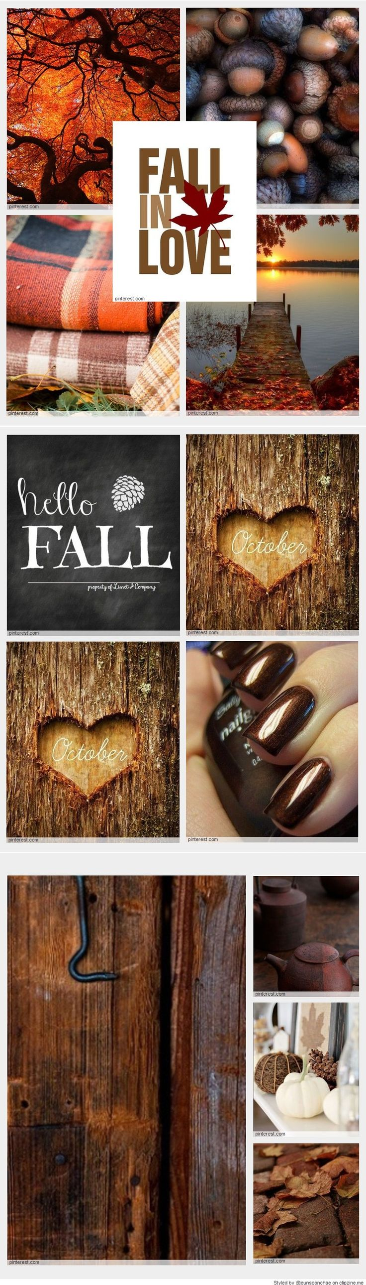 Hello Autumn...Fall In LOVE