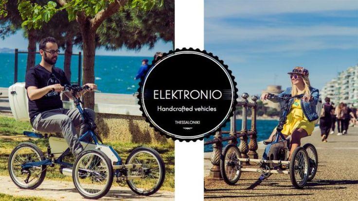 Elektronio:Τα ηλεκτρικά ποδήλατα που αλλάζουν την καθημερινότητα μας| Συνέντευξη στο Στάθη Κετιτζιάν