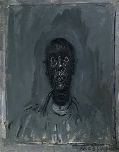 Alberto Giacometti, Head of Diego, 1961