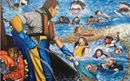 Artist O YEMI TUBI @oyemit - ATIM'S TOP 60 MASTERS OF CONTEMPORARY ART 2017 www.arttourinternational.com #oiloncanvas #oil #canvas #art #contemporayart #colors #sea #rescue #people #boat #immigration #shark #top60masters #acrylic #photography #painting #paint #2017 #artist #liveyourpassion #figurative  #magazine #barnesandnoble #itunes #kindle #magzter #colorful #watercolor #abstract