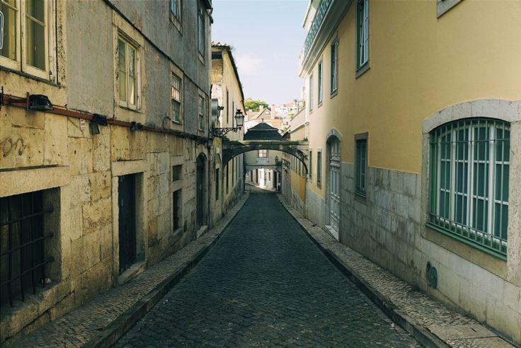 #Lisbon streets.