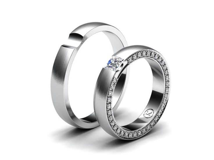 Nové snubní prsteny z mojí tvorby, do týdne přidám nové tipy snubních prstenů na mé stránky, máte se na co těšit!