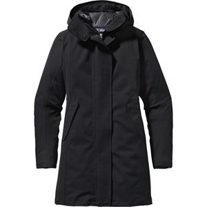 Find warmth, protection, and year-round versatility in the Patagonia Women's Tres Down 3-in-1 Parka. Patagonia's fully taped H2No Performance Standard membrane equips this parka's shell with the same waterproof breathable protection that Patagonia's ski jackets have, and there's a removable liner stuffed with Traceable Down that comes from birds that were never force-fed nor live-plucked.The Tres Down's versatile 3-in-1 construction lets you customize the protection yo...