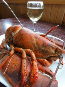 DINE Magazine knows that no visit to Nova Scotia is complete without lobster.